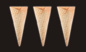 Extra Large Waffle Cone