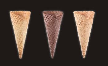 Medium Wide Waffle Cone