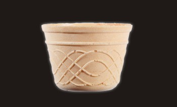 Small Ice Cream Cup - Earth Friendly