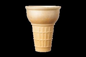 Large Cake Cone