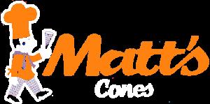 Matt's Cones Logo